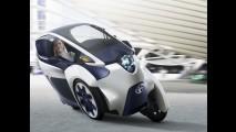 Toyota i-Road Concept é resposta japonesa ao Renault Twizy