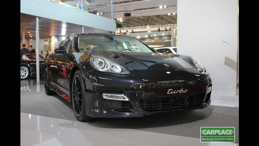 Super Galeria de Fotos: Porsche no Salão do Automóvel