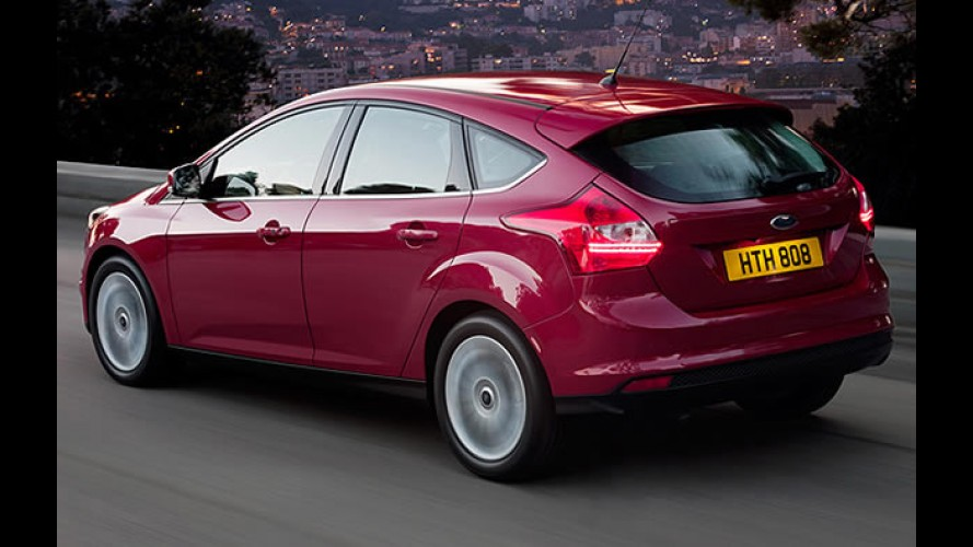 Novo Focus 2012 custará a partir de US$16.270 (R$ 27.500) nos EUA