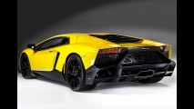 Xangai: Lamborghini revela edição especial do Aventador