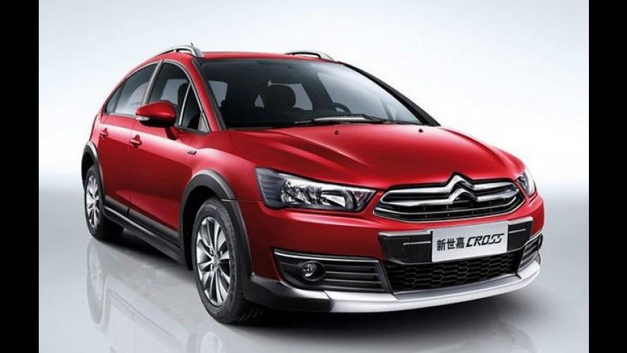 Citroën C4 ganha versão