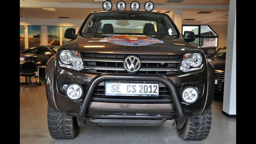 Volkswagen Amarok Colt Seavers Edition é apresentada na Alemanha