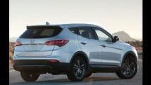 Nova geração do Hyundai Santa Fe será lançada no Brasil em fevereiro