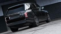 Kahn Range Rover Vogue, black label edition