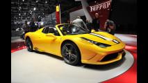 Ferrari 458 Speciale A, la