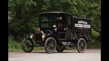 Ford Model T Peddler's Wagon