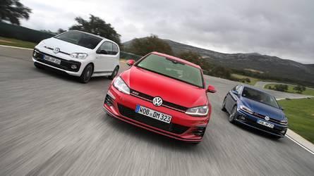 GTI Performance Days - La up! GTI défie la Golf GTI Performance à Ascari
