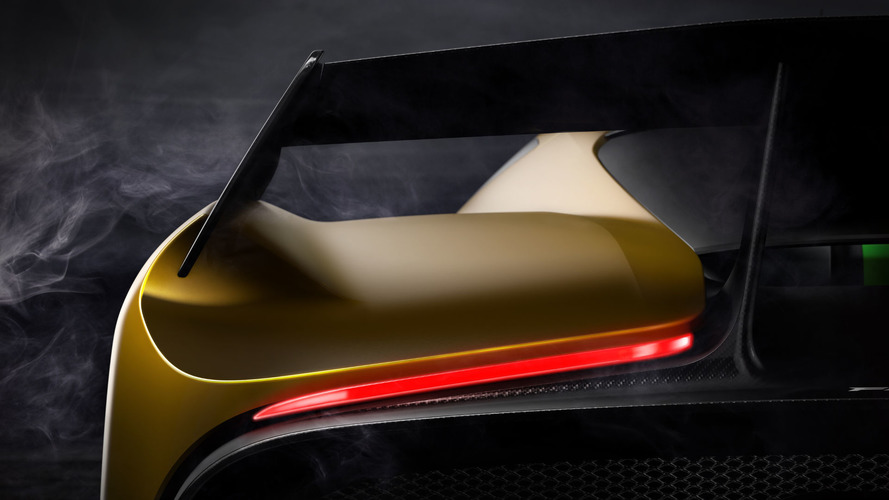 Fittipaldi to create supercar with Pininfarina and HWA