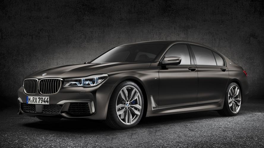 BMW M760Li yağ kaçırma şüphesiyle geri çağırıldı