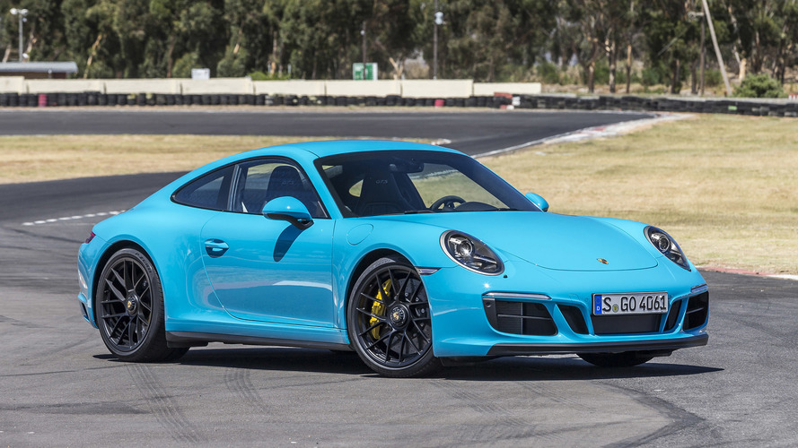 2017 porsche 911 carrera gts first drive falling for the. Black Bedroom Furniture Sets. Home Design Ideas