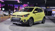 2017 Chevrolet Spark Activ