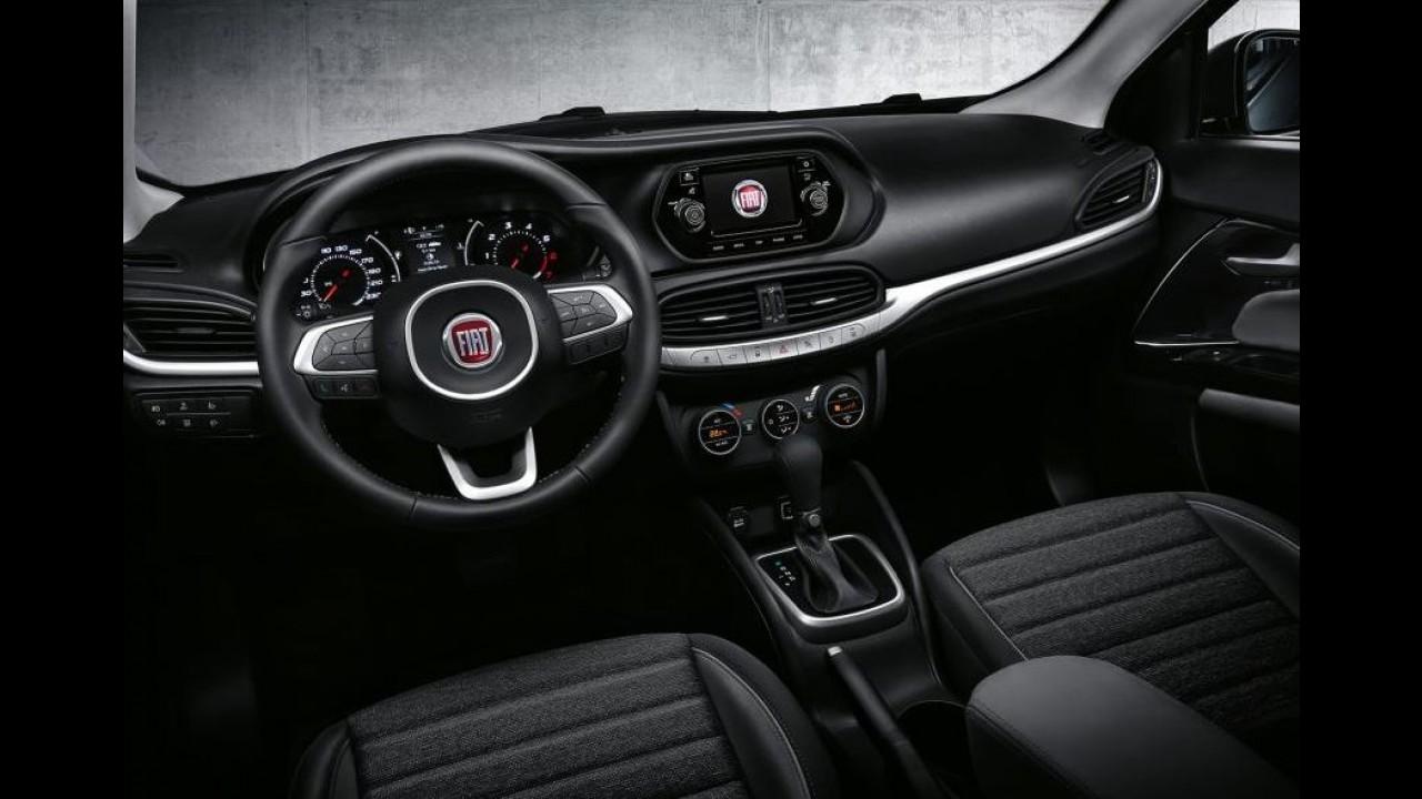 Sucessor do Linea, Fiat Egea começa a ser produzido na Turquia