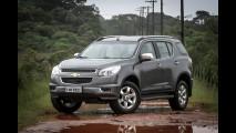 Dunga assina com a Chevrolet e agora vai andar de Trailblazer e Cruze Sport6