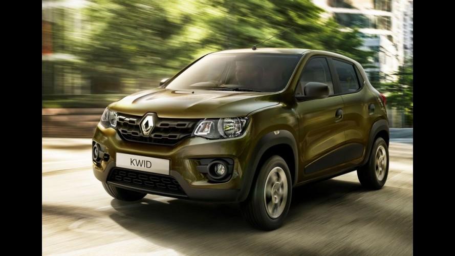 Renault considera sedã, minivan e SUV baseados no Kwid