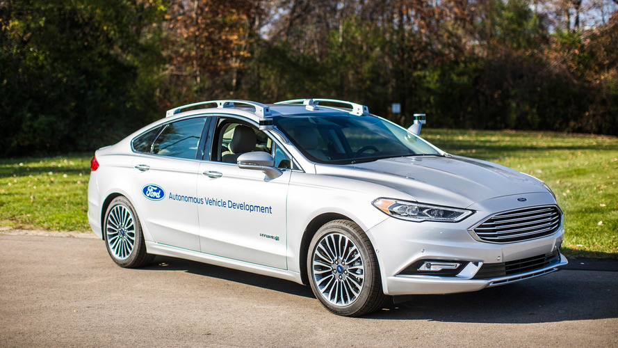 Ford's $1B investment in AI startup means smarter autonomous cars