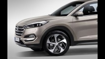 Hyundai mostra detalhes do novo Tucson em vídeo