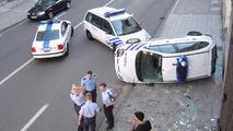 La police belge devra se passer de pneus hiver