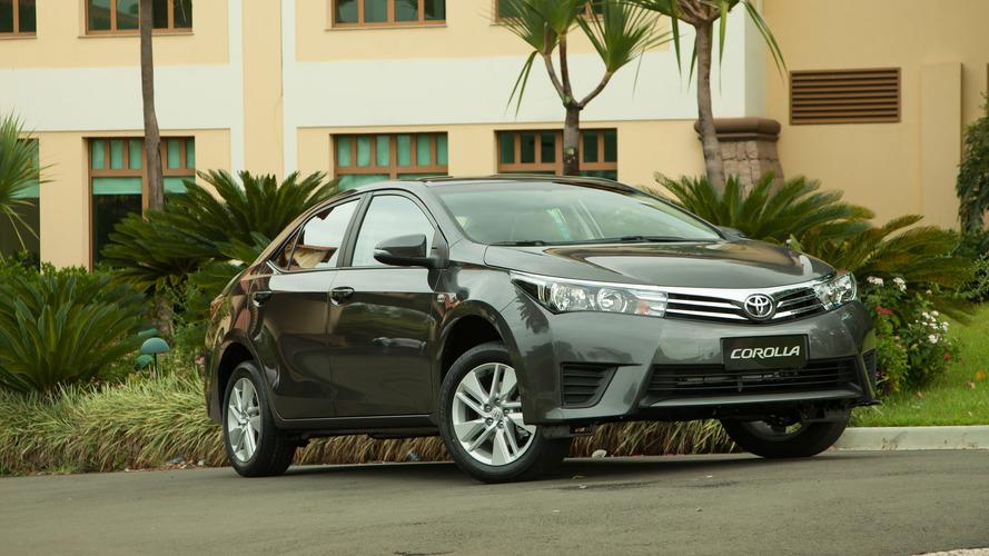 Toyota Corolla 2017: versão GLi 1.8 manual está fora do site, mas continuaria à venda