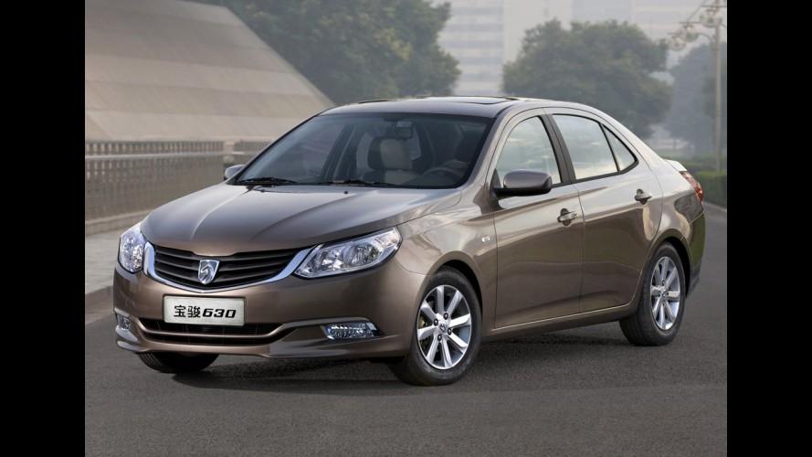 GM vê mercado chinês vendendo 30 milhões de veículos em 2020