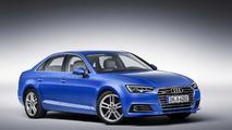 Audi A4 azul
