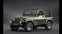 Jeep Cherokee e Wrangler 65th Anniversary