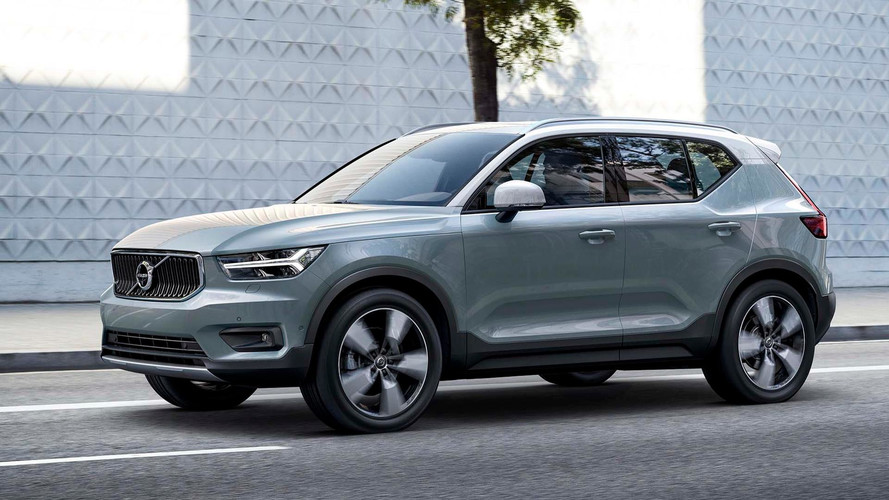 Volvo to introduce more economical hybrid XC40