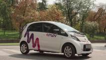 emov amplía su flota de coches eléctricos