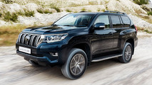 2018 Toyota Land Cruiser
