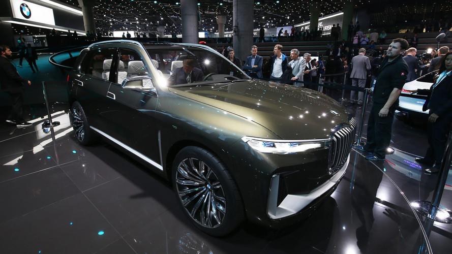BMW X7 iPerformance Concept antecipa inédito SUV grandalhão da marca