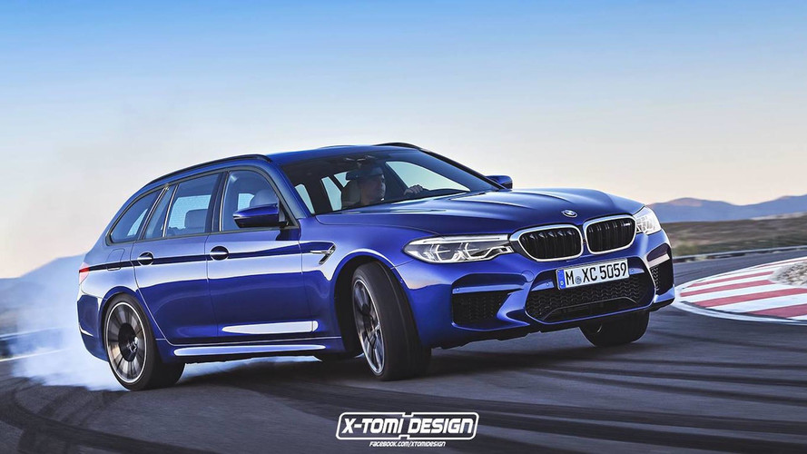 BMW M5 Touring Is The 600-HP Wagon We Never Knew We Needed