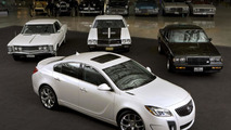 Buick Regal GS with Buick GNX 12.3.2013
