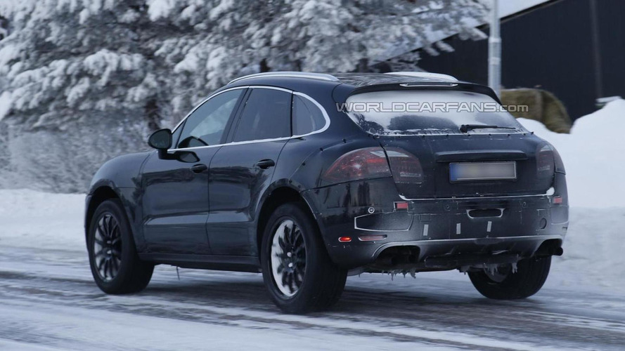 Porsche Macan returns for more camera action [video]