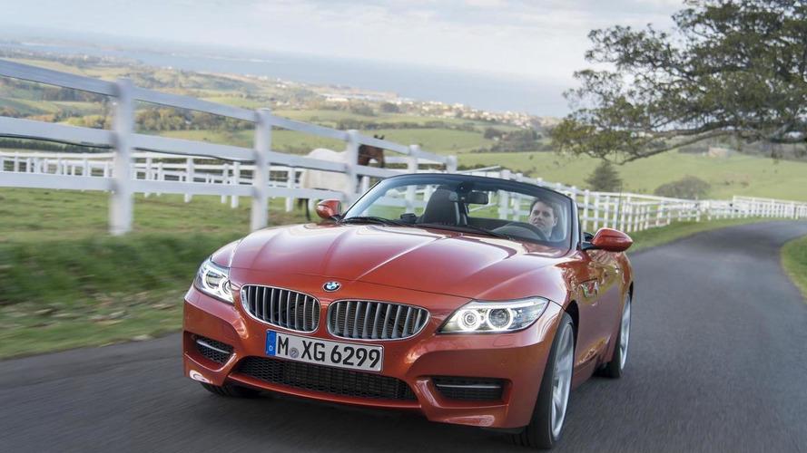 Lightly updated 2014 BMW Z4 revealed