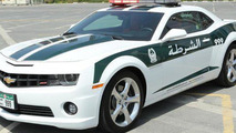 Chevrolet Camaro for Dubai Police