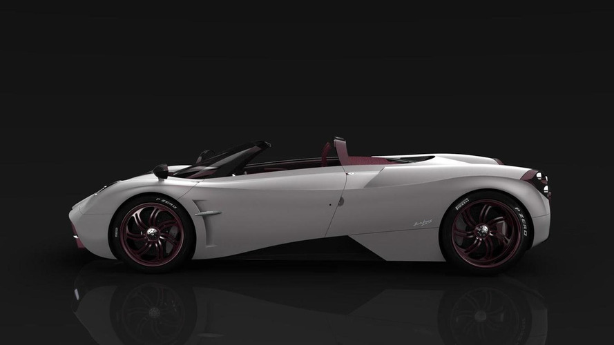 Pagani Huayra Roadster set for August debut at Pebble Beach? [UPDATE]