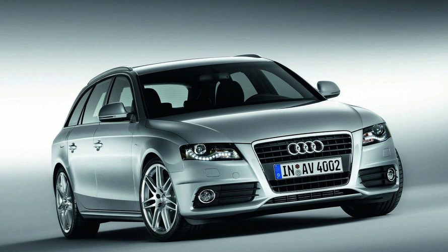 Audi A4 Outsells BMW 3-Series in Germany