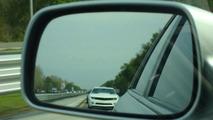 Spied 2008 Chevrolet Camaro