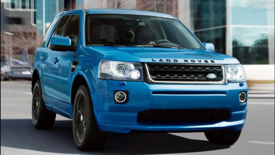 Land Rover Freelander 2, nuovi allestimenti HSE Luxury e XS