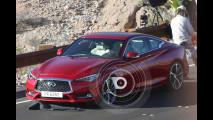 Nuova Infiniti Q60, la coupé è svelata