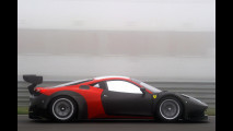 Ferrari 458 GT3 2013, test a Adria