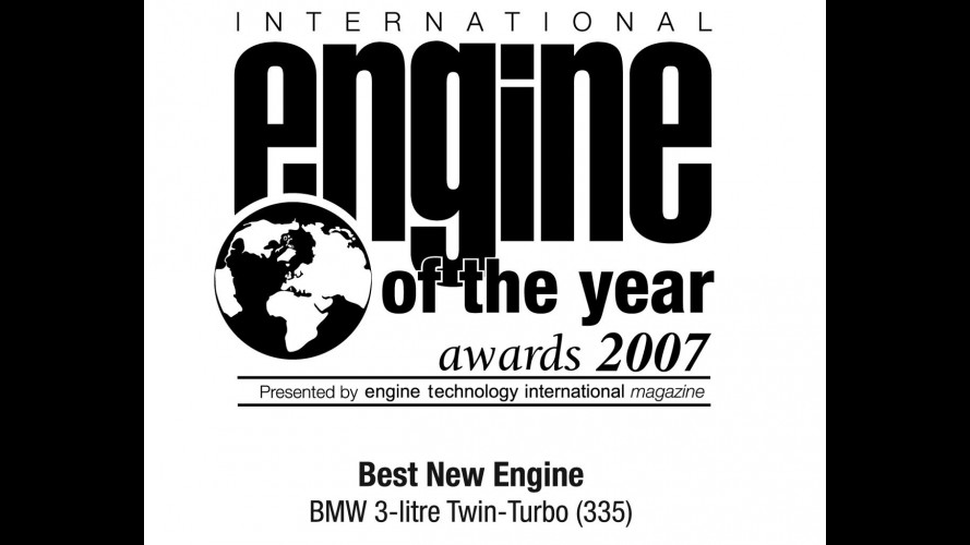 Engine of the Year 2007