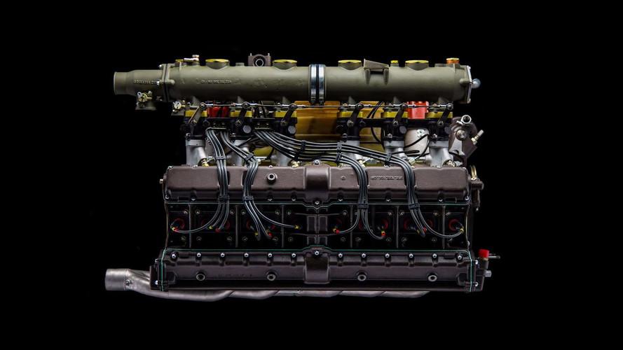Cómo se reconstruye el motor de un Porsche 917 en 3 minutos