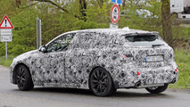 2019 BMW 1 Series spy photo