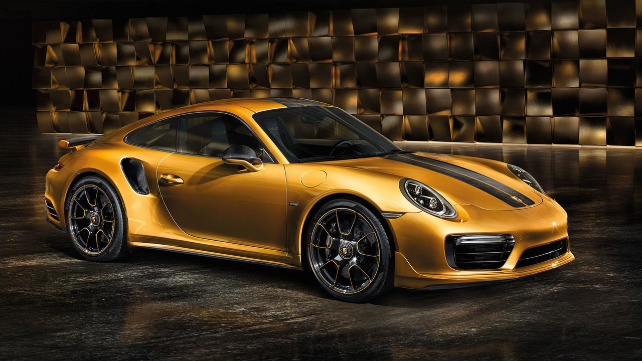 2017 porsche 911 turbo s exclusive series photo. Black Bedroom Furniture Sets. Home Design Ideas
