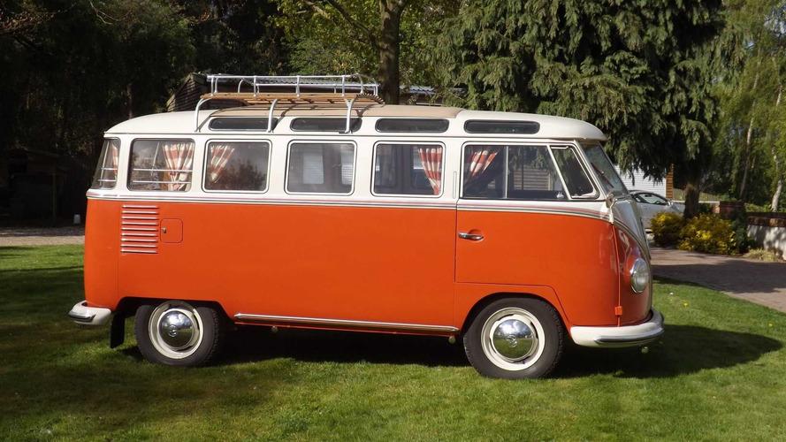 Retrolicious 1959 VW Samba Campervan Needs A New Home