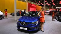 Renault Megane Sedan - 2017 İstanbul Autoshow (1)