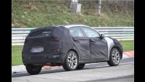 Hyundai Kona als Erlkönig