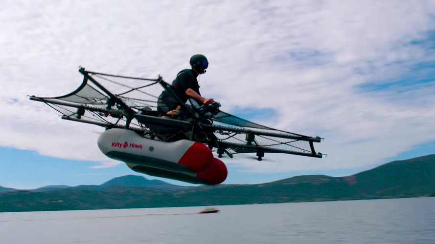 Google's Larry Page Investing Heavily In Flying Cars