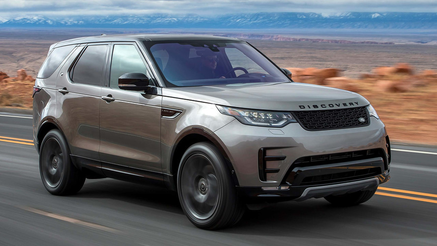 2017 Land Rover Discovery first drive