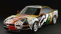 BMW 850 CSi Art Car
